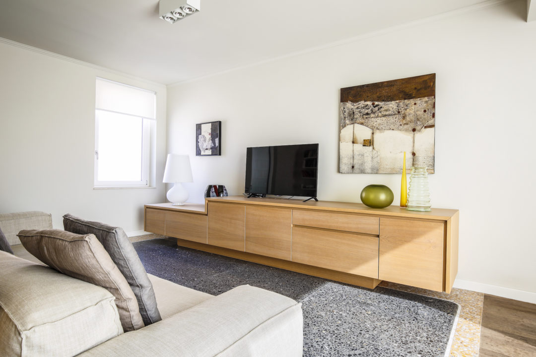 Functionality and modern furnishings